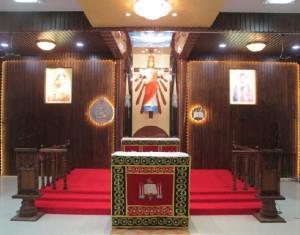 Kristuraj Church.Marol