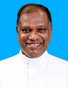 Msgr.  Jacob Porathur
